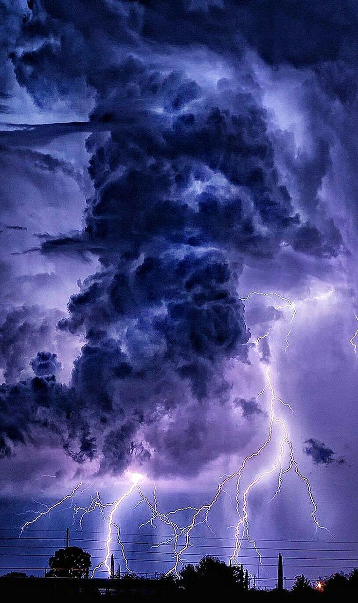 1534 best Lightning images on Pinterest | Lightning storms ...