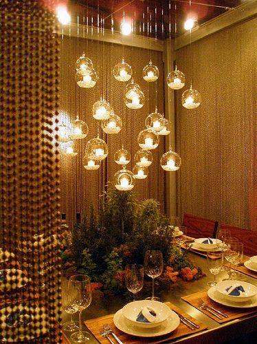 Burbujas de cristal para colgar de navidad y a o nuevo for Articulos decoracion originales