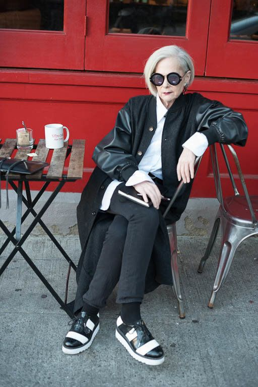 This 63-Year-Old Fashion Blogger Slays All The Stereotypes | The Huffington Post