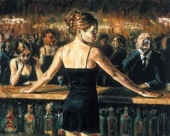 bartender /// dedicated to Dave's favorite bartender & soul mate / Alice