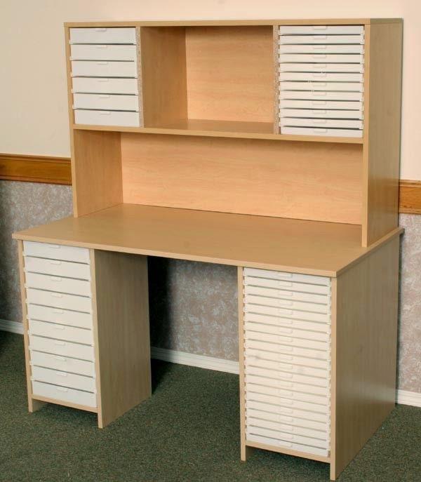Hutch For Craft Desk   Best Craft Organiser :: Empty Units :: Craft Desks