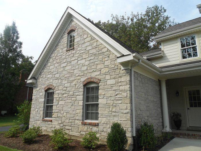 An Introduction To Stone Veneer Siding Hunker Stone Siding Exterior Stone Exterior Houses Stone Veneer Siding