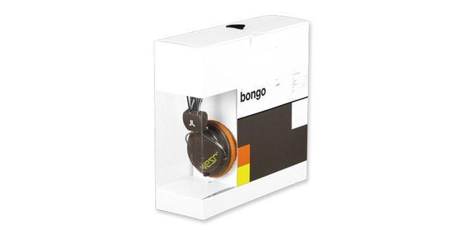 BONGO HATS PICS  | WeSC Bongo Kopfhörer braun orange