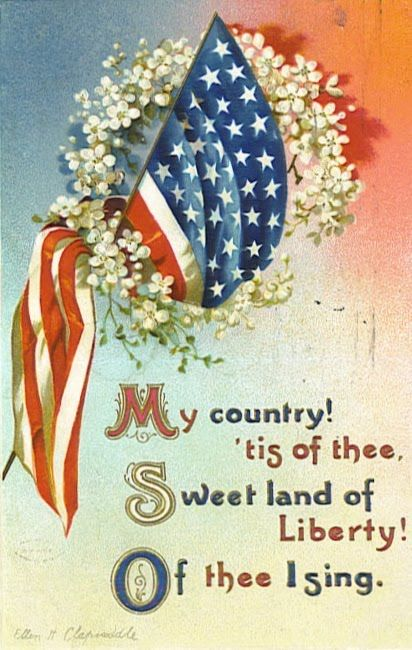 My Country 'Tis of Thee....Memorial Day