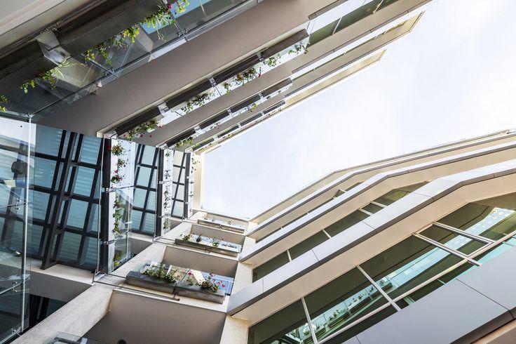 Galería de Edificio Halcón / TEC - Taller EC - 9