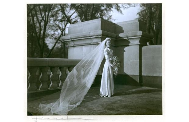 Mrs. Solomon Coplan's wedding at the Chateau Laurier Hotel Oct. 10, 1937.