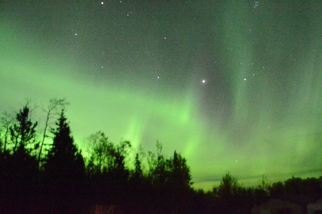 WoW ~ in British Columbia. This must be surreal and amazing to view in person!