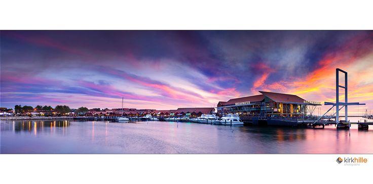 Stunning image of Hillarys Boat Harbour.