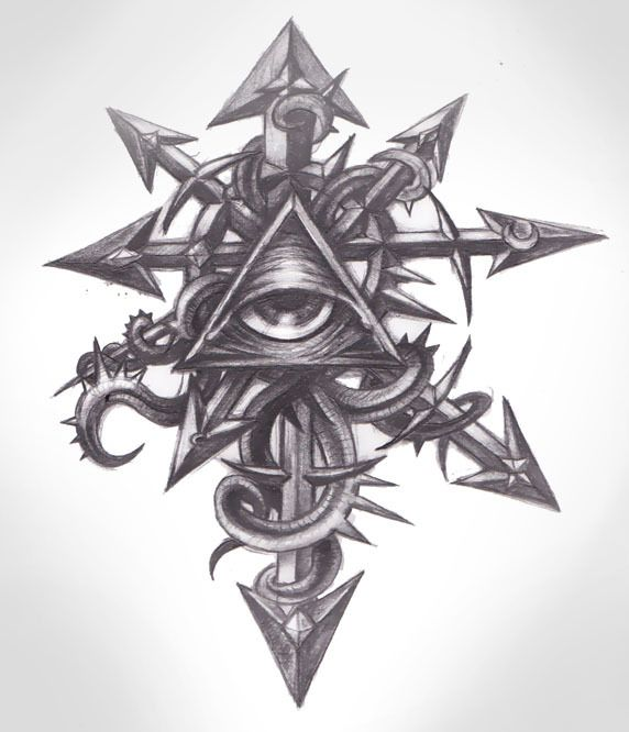 Chaos Tattoo