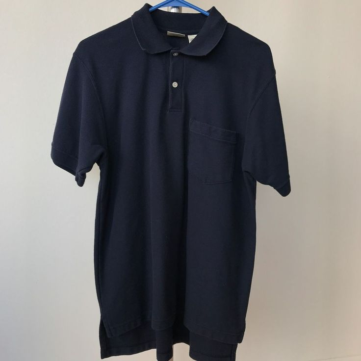 LL Bean Navy Blue Polo Shirt Mens Small 100% Cotton Short Sleeve #LLBean #PoloRugby #PoloShirt #Auction #EndingSoon http://www.ebay.com/itm/LL-Bean-Navy-Blue-Polo-Shirt-Mens-Small-100-Cotton-Short-Sleeve-/192235928030?roken=cUgayN&soutkn=haM0JZ