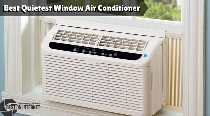 Top 8 Quiet Portable Air Conditioner  http://www.bestoninternet.com/home-kitchen/heating-cooling-air-quality/quietest-air-conditioner/