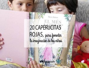 20 libros de caperucita roja para niños para fomentar la imaginacion
