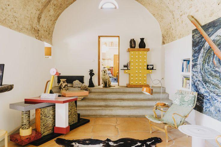 Miquel Barceló's Mallorca home