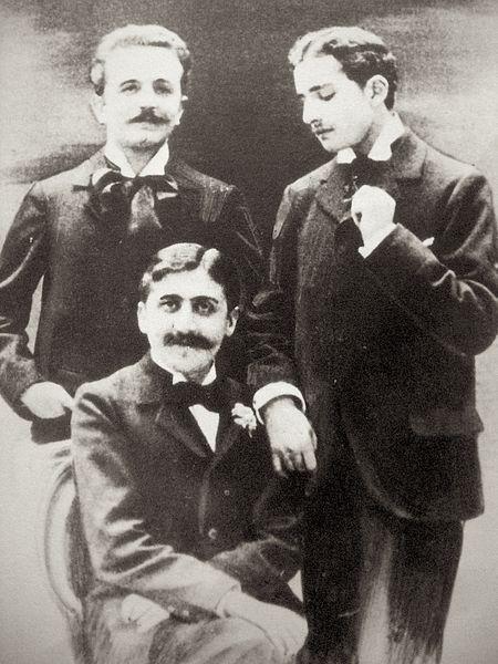 Listen: Proust, chroniqueur mondain / France Inter