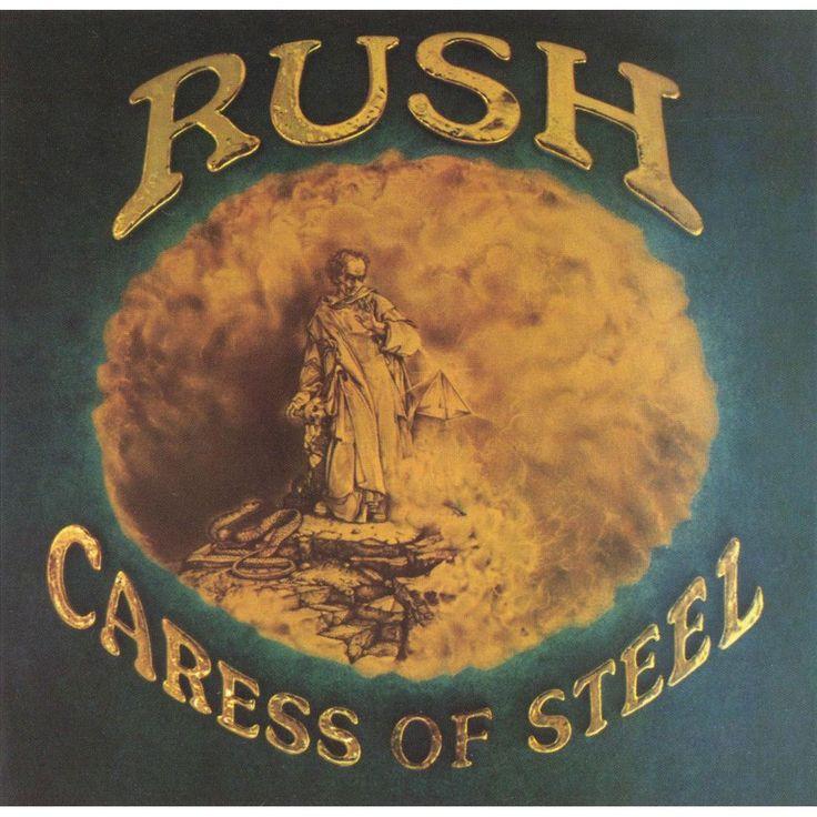 Rush - Caress of Steel (LP) (Vinyl)