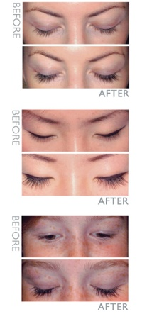 Lash Perfect eyelash extensions provide thickness ...