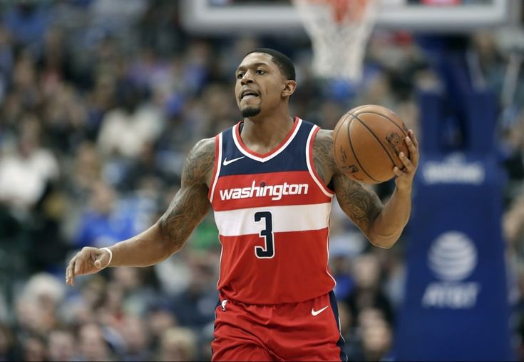 Bradley Beal gets kicked in the groin — and Steven Adams gets a technical after officials review play