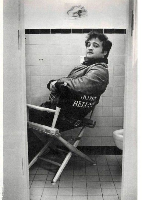 John Belushi....one of the best!