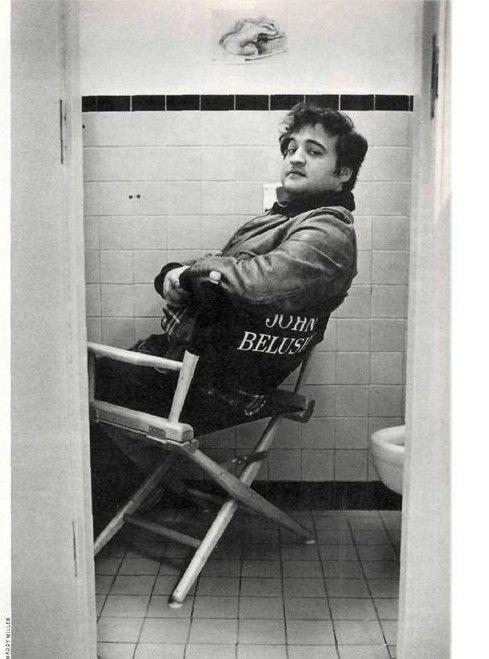 John Belushi....one of the best!