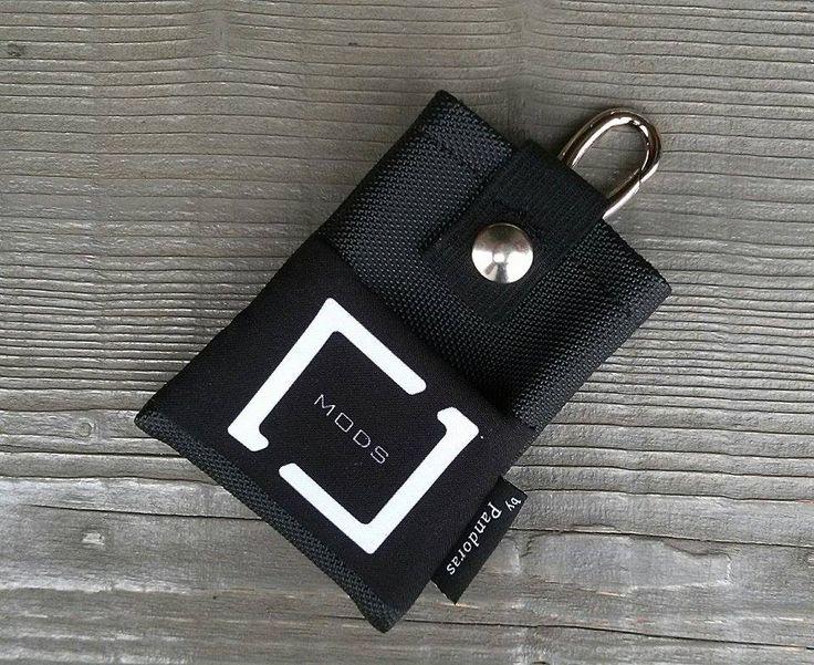 Pandoras black belt pouch C&C Mods logo
