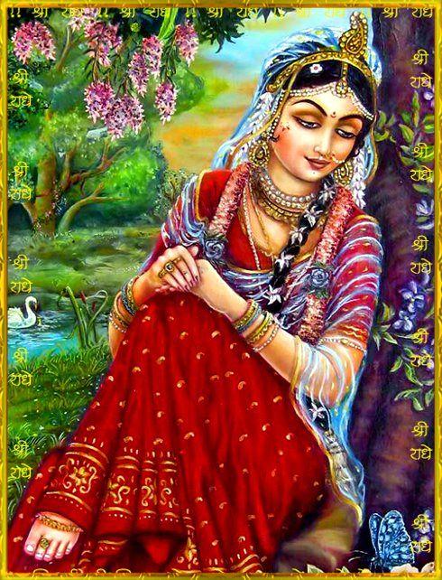A Arte de Ser — rememberingma: Om Radha