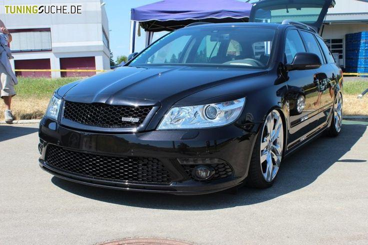 Skoda OCTAVIA Combi - Mein Dicker , 2.0 TDI, RS, BJ 2012 von BlackBeauty_RS - Nr. 365446 - Tuningsuche.de