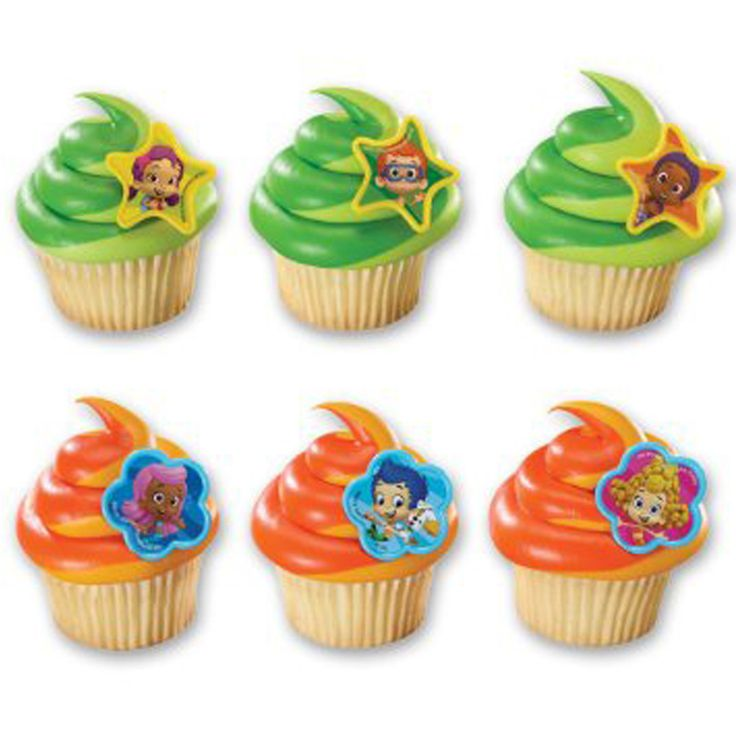 85 best Bubble Guppies Party images on Pinterest   Birthday party ...