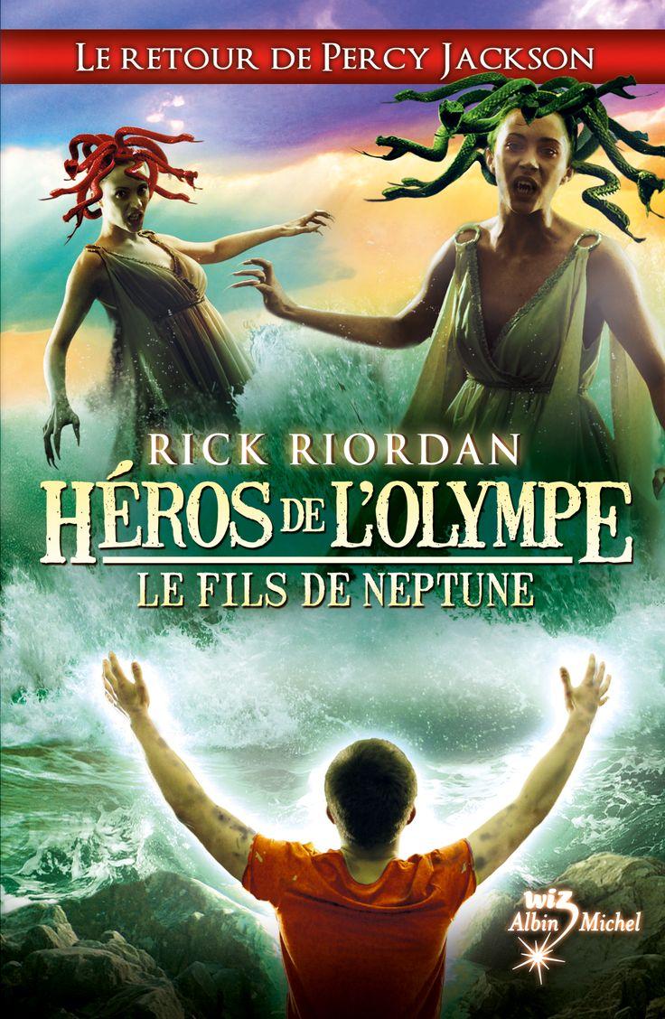 Les Héros de l'Olympe - Rick Riordan
