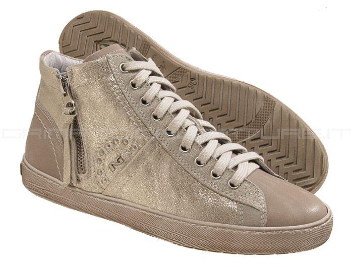 Nero Giardini sneakers alta P410130D PE2014