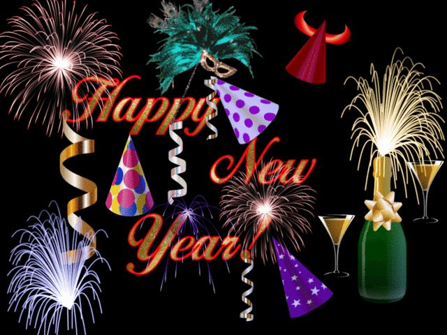 Download Happy New Year 2018 Animated Images GIF