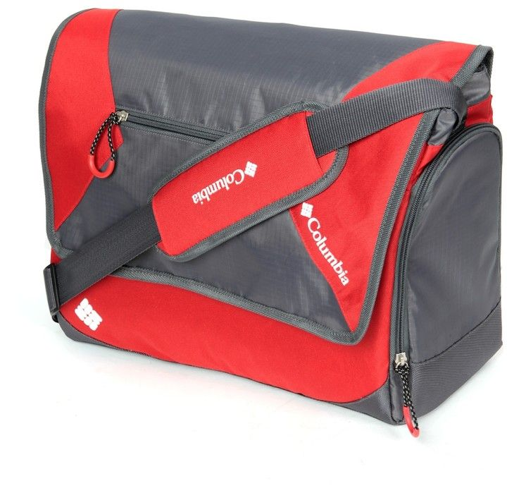 Columbia East Ridge Messenger Diaper Bag