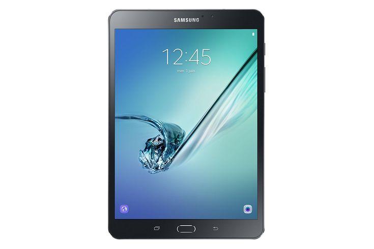 """Samsung Galaxy Tab S2 Tablette tactile 8"""" Noir, Tablette pas cher Amazon"""