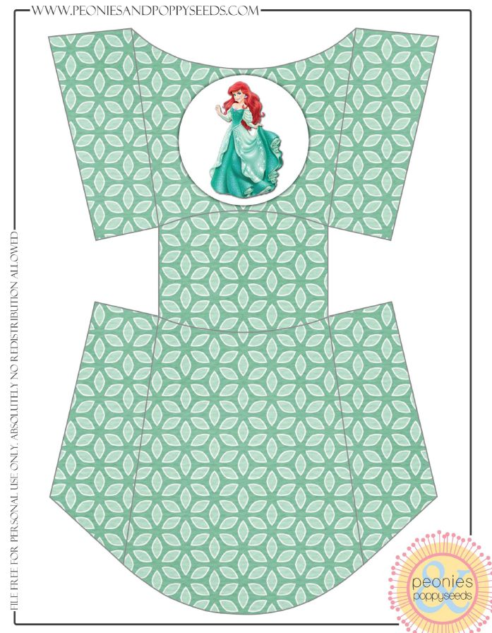 http://www.peoniesandpoppyseeds.com/2013/04/princess-ariel-birthday-party.html
