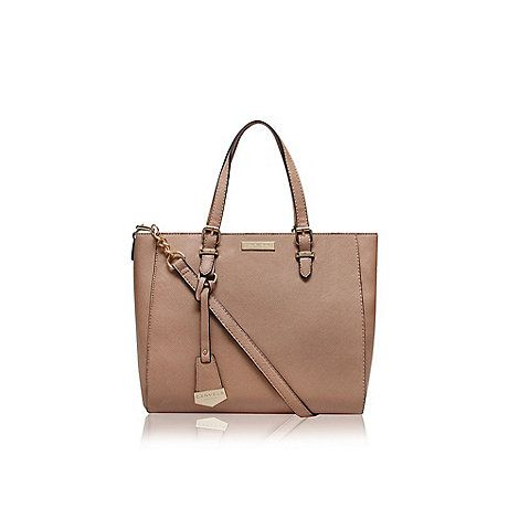 Carvela Nude 'Dina' winged tote handbag | Debenhams