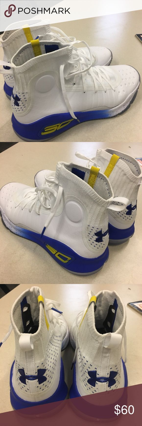 Stephen Curry 2's size 12 Brand new Steph Curry 2's, got the wrong size and they don't fit me so I am trying to sell them Shoes Athletic Shoes