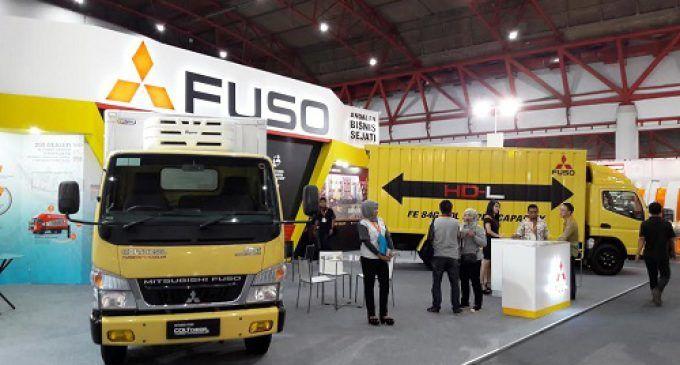 Mitsubishi Fuso Turut Ramaikan ITSCL 2016 Di JiExpo Kemayoran