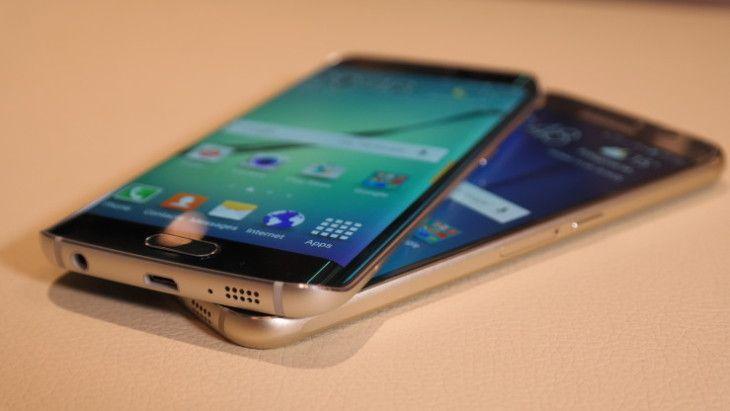 Samsung Galaxy S6 (edge) Android 7.0 Nougat Update bringt Grace UX