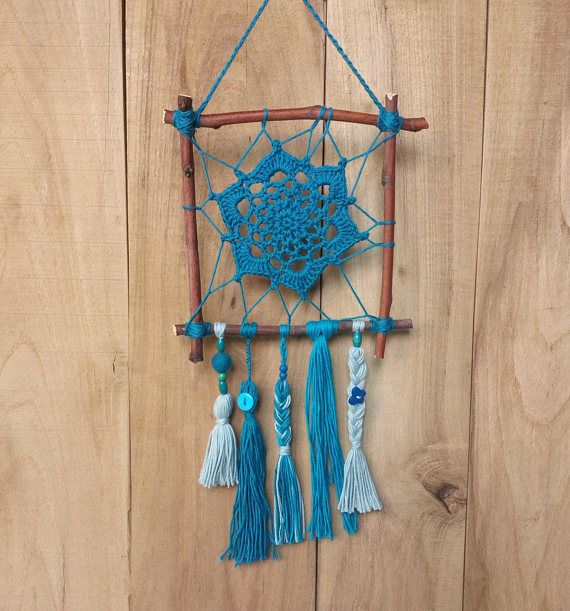 Check out this item in my Etsy shop https://www.etsy.com/listing/548044753/tassel-wall-decor-boho-wall-hanging
