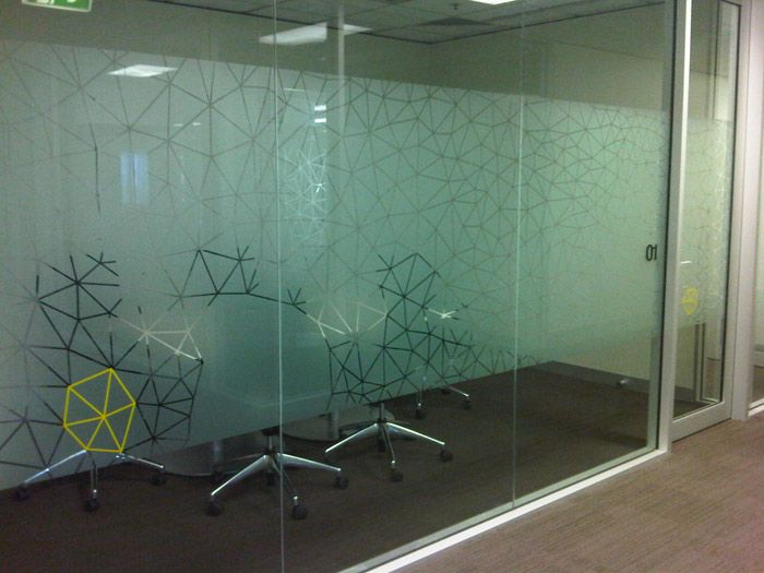 1000 images about funky offices on pinterest feature for Vinyl window designs