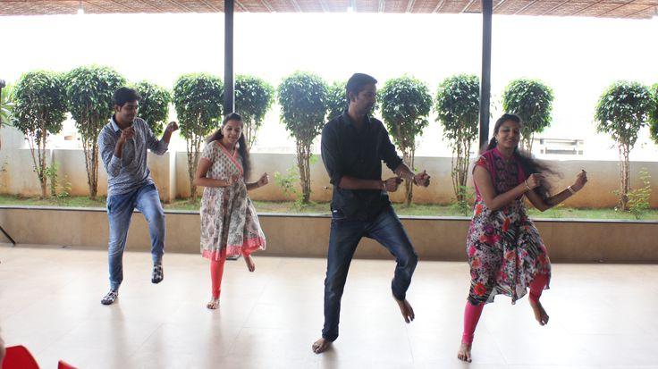 KenscioGotTalent:Talent show @kensciodigital #workculture #dance #fun #activities