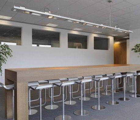 Projectverlichting kantoorverlichting