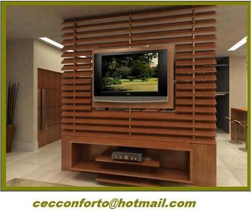 De Tv Lcd Painel Sala, Painel De, Painel Tv, Para Tv, Lar Doce, De Tv