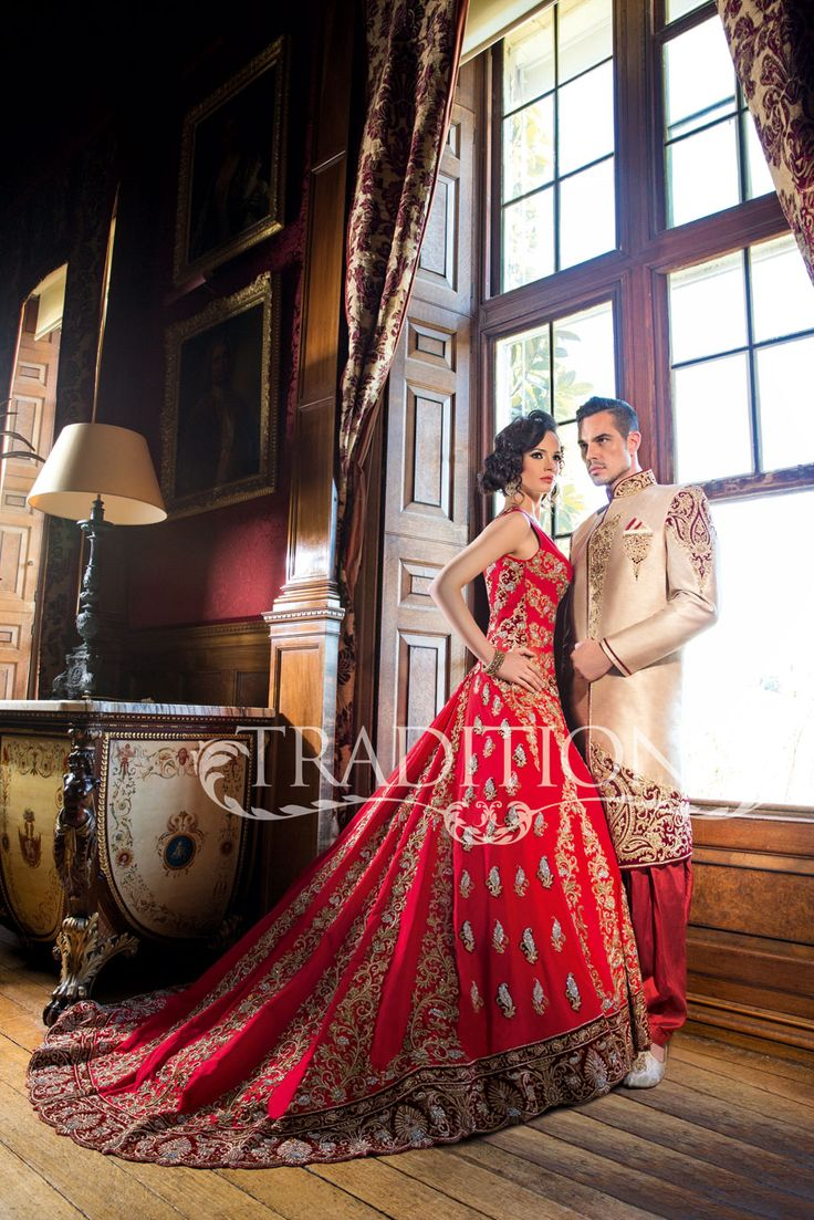 Asian Bridal Wear Range – Indian and Pakistani Dresses & Lehenga