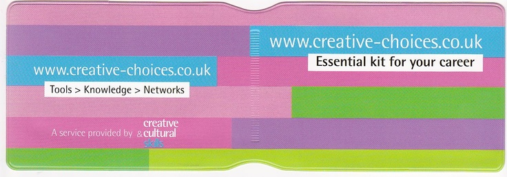 Oyster card holders  http://www.idpro.biz/oyster-cardholder/  Creative Choices