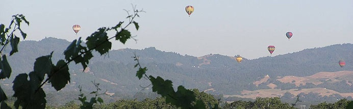Balloon ride would be awesome