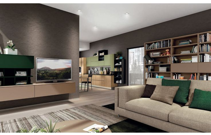 Emerald, Green, Cream, Grey, Living Room, Lounge, Couches.