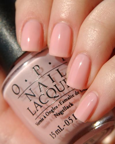 OPI - Heart Throb! My favorite clean and polished pinkish ...