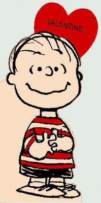 Linus Van Pelt, dream man.