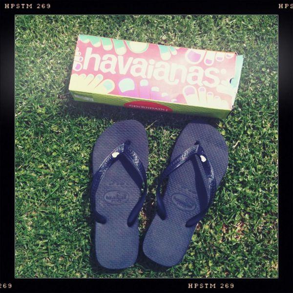 Havianas jandals