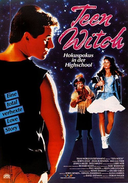 Watch Teen Witch (1989) Full Movie HD Free Download